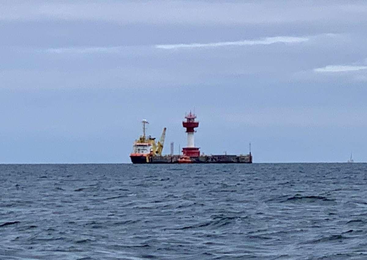 Kiel - Leuchtturm bei Kiel