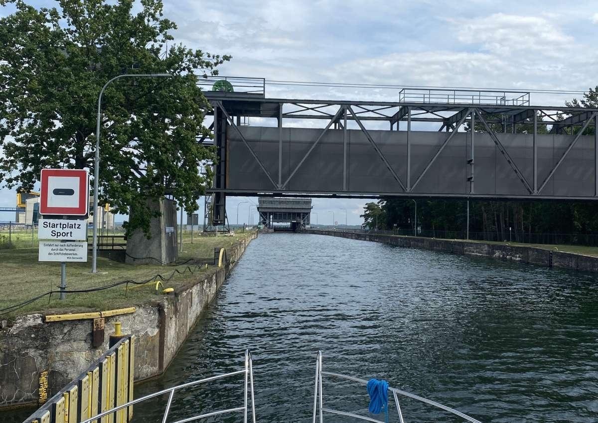 Schiffshebewerk Niederfinow - Navinfo near Niederfinow