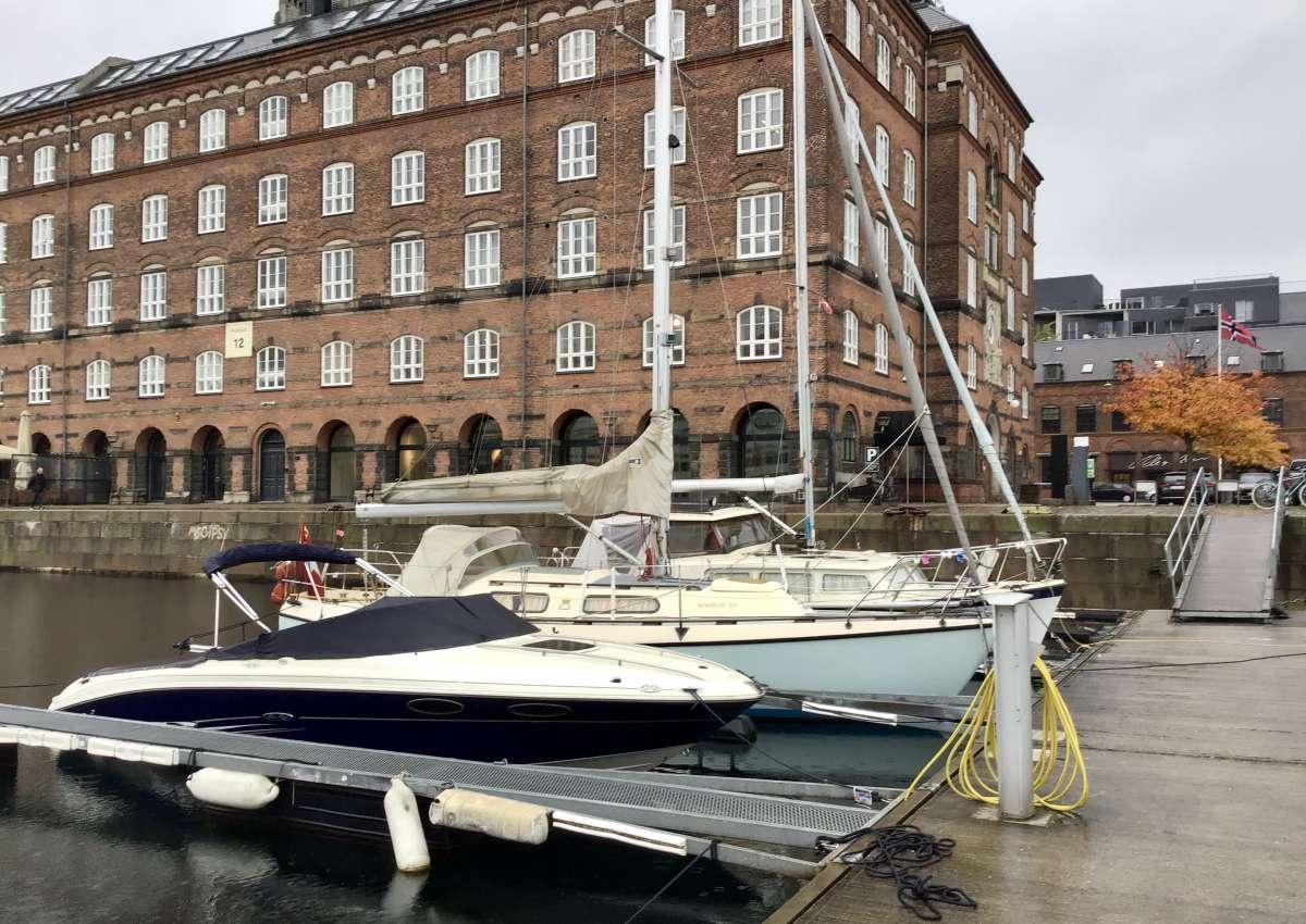 København Frihavn - Hafen bei Copenhagen (Østerbro)