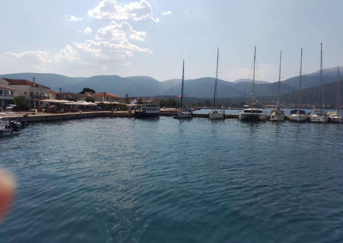 Port Sami Noth - Marina près de Sami
