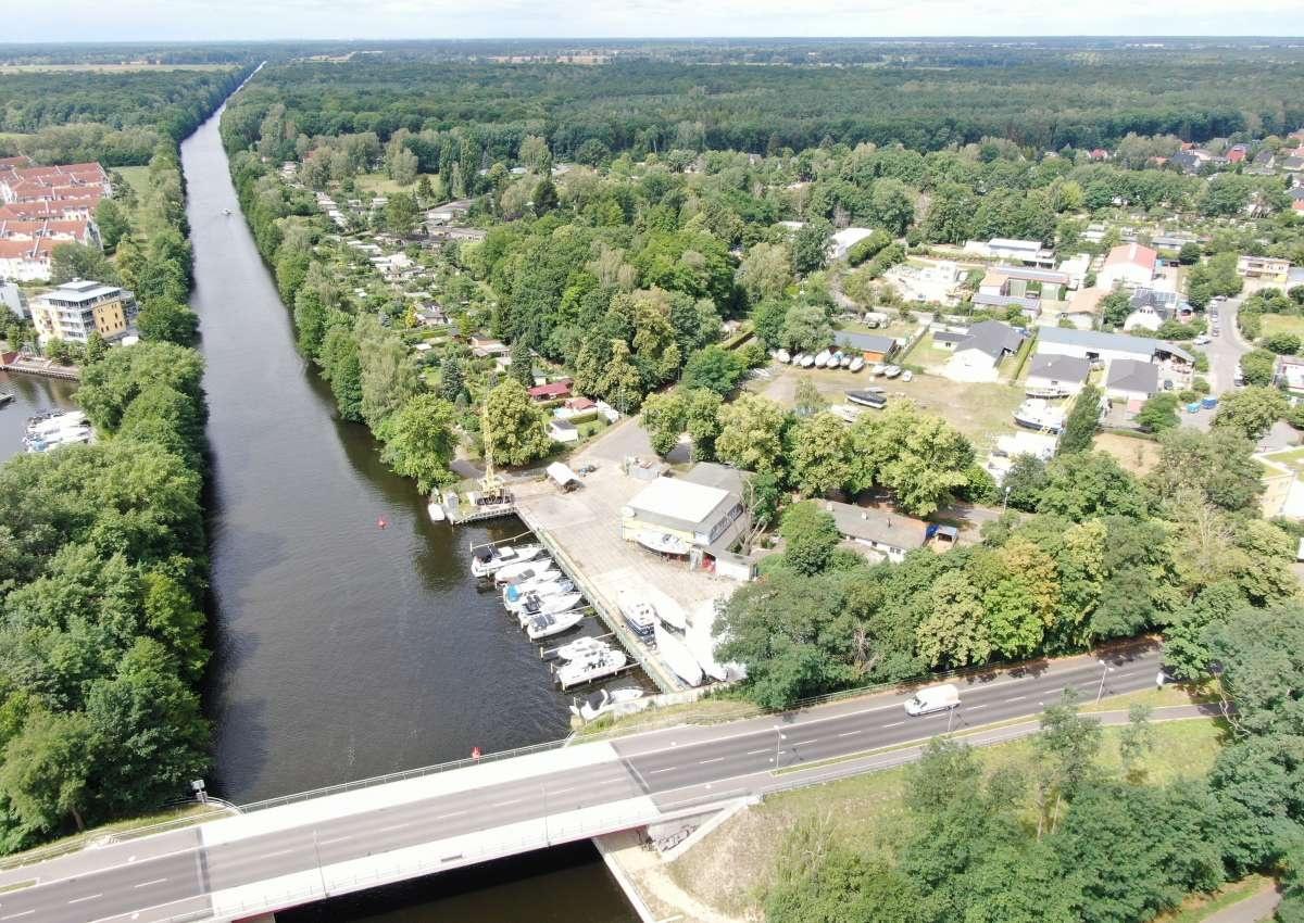 Bootswerft Worseck - Hafen bei Hennigsdorf