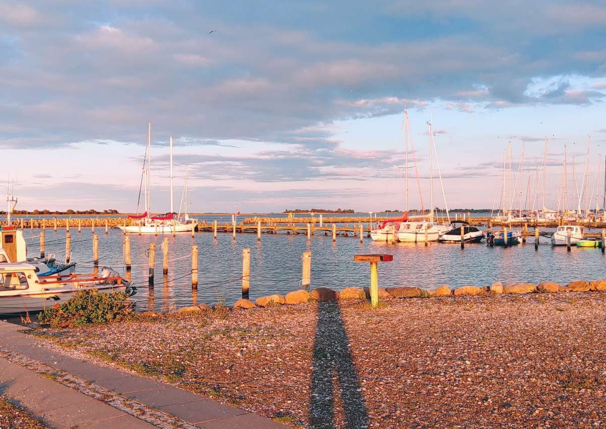 Ærøskøbing Yachthafen - Hafen bei Ærøskøbing