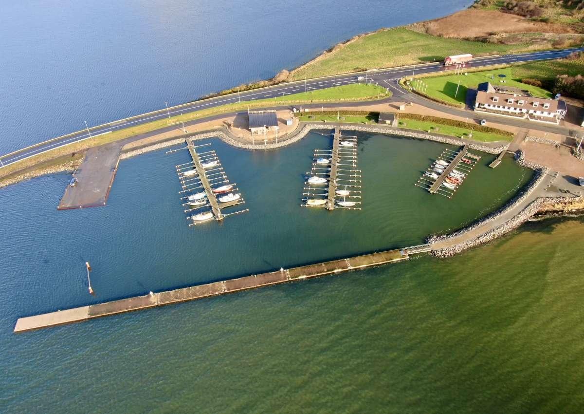 Sundby Havn - Hafen bei Vilsund Øst