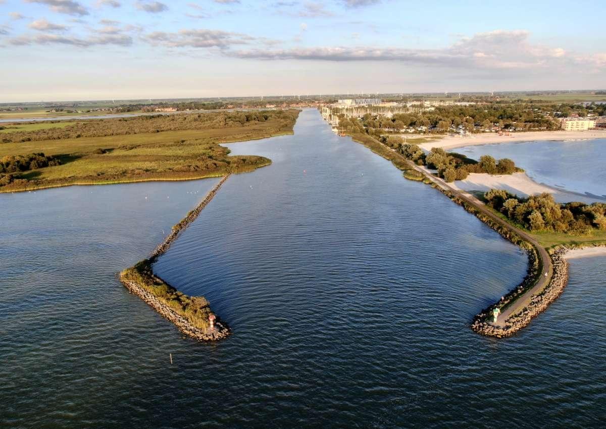 Alpha Sail Makkum - Hafen bei Súdwest-Fryslân (Makkum)