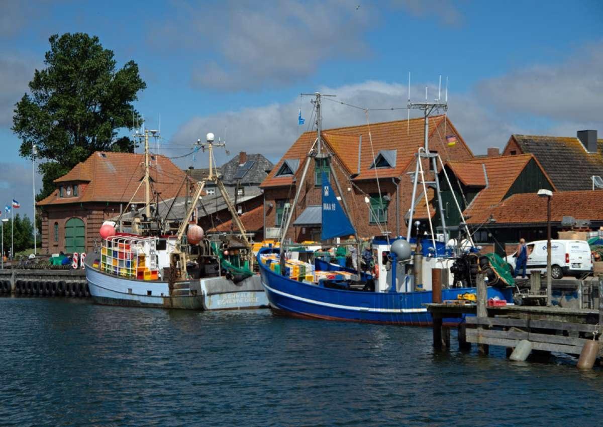 Maasholm - Hafen bei Maasholm (Maasholm-Bad)
