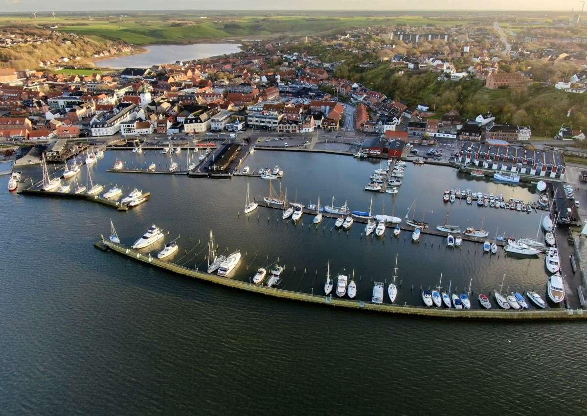 Lemvig Havn - Hafen bei Lemvig