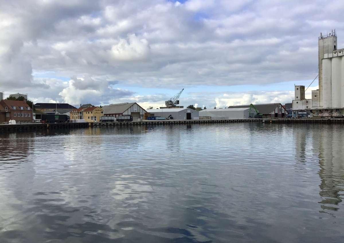 Næstved - Hafen bei Næstved (Lille Næstved)