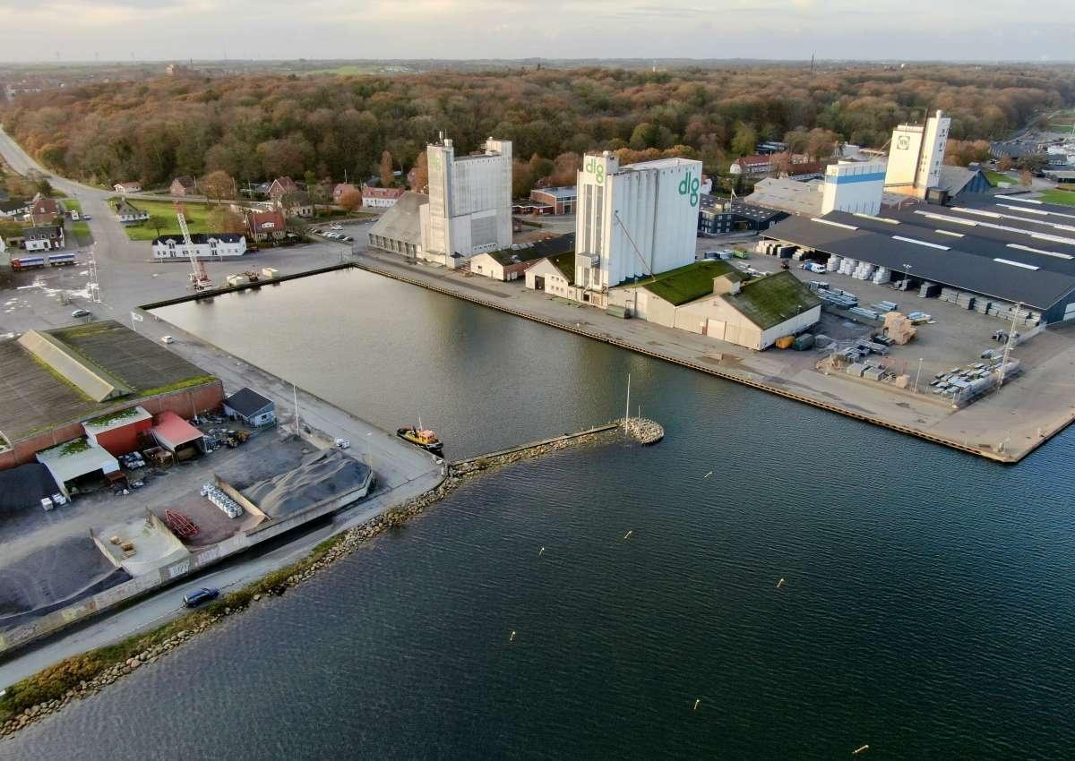 Skive Havn - Hafen bei Skive (Glattrup)