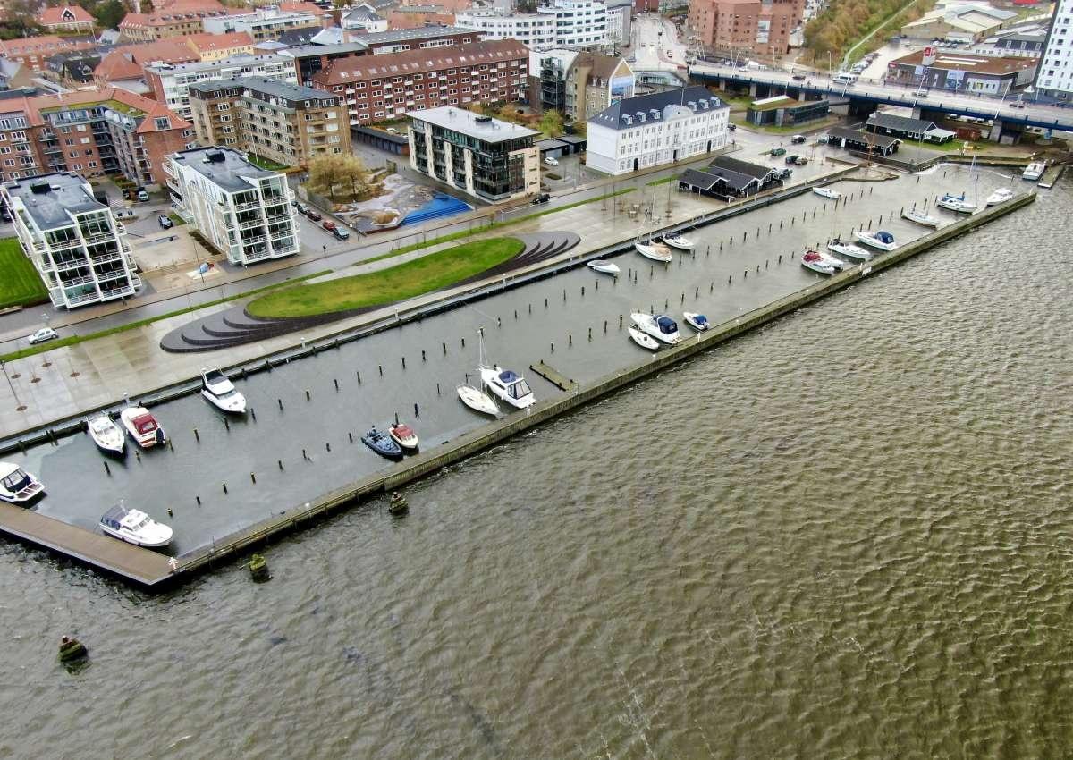 Nørresundby - Hafen bei Aalborg (Eternitten)