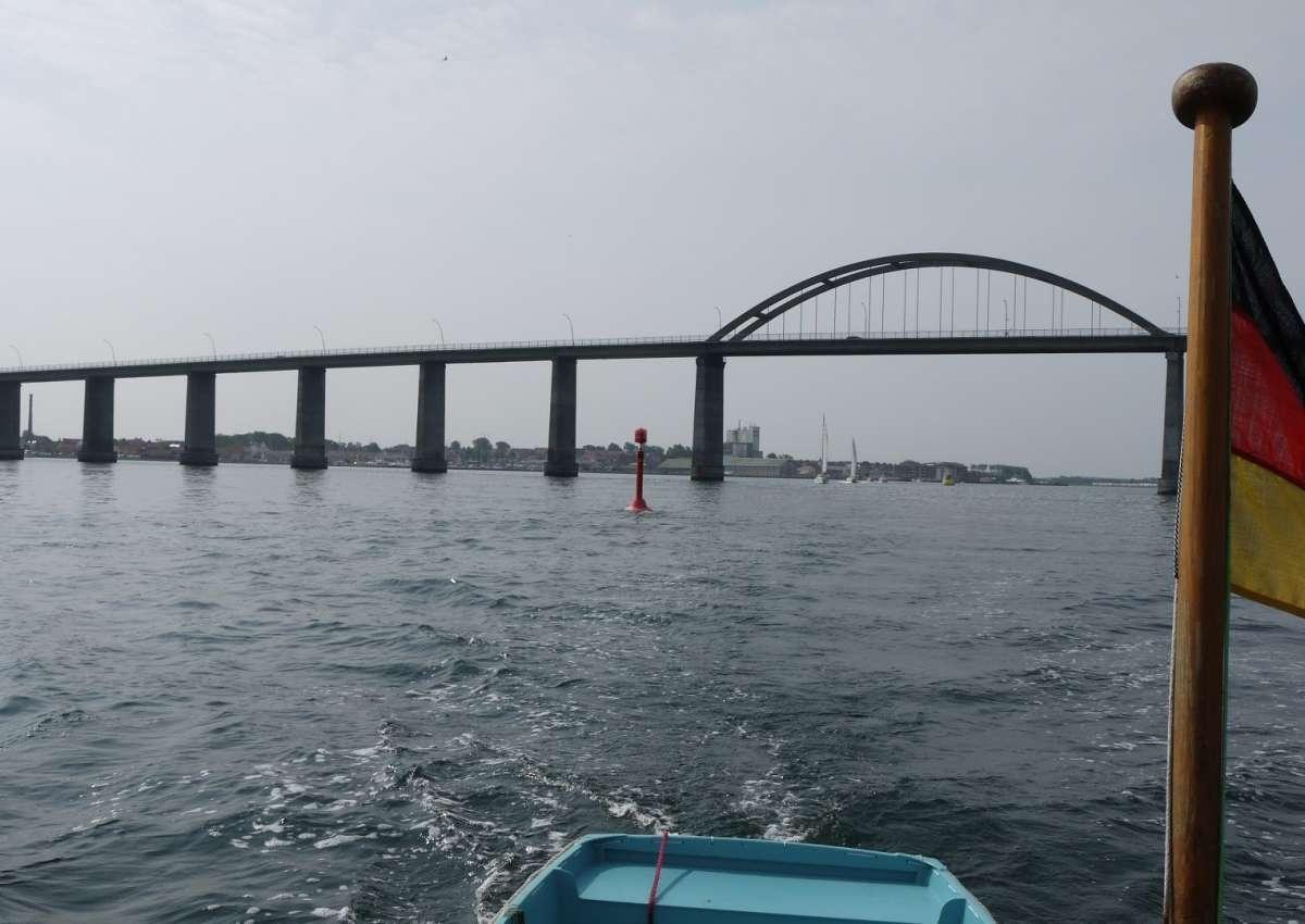 Rudkøbing Yachthafen - Hafen bei Rudkøbing