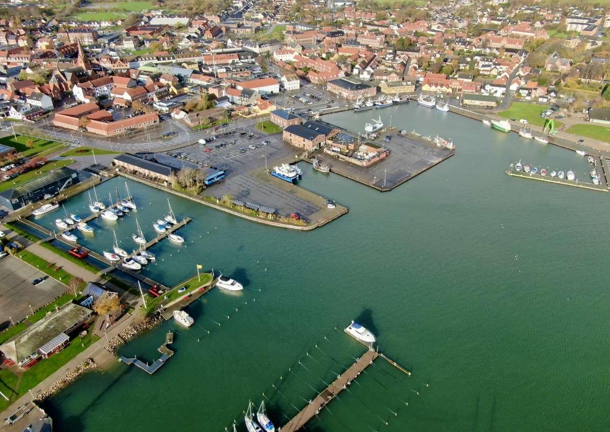 Nykøbing / Morsø Sejlklub - Hafen bei Nykøbing M