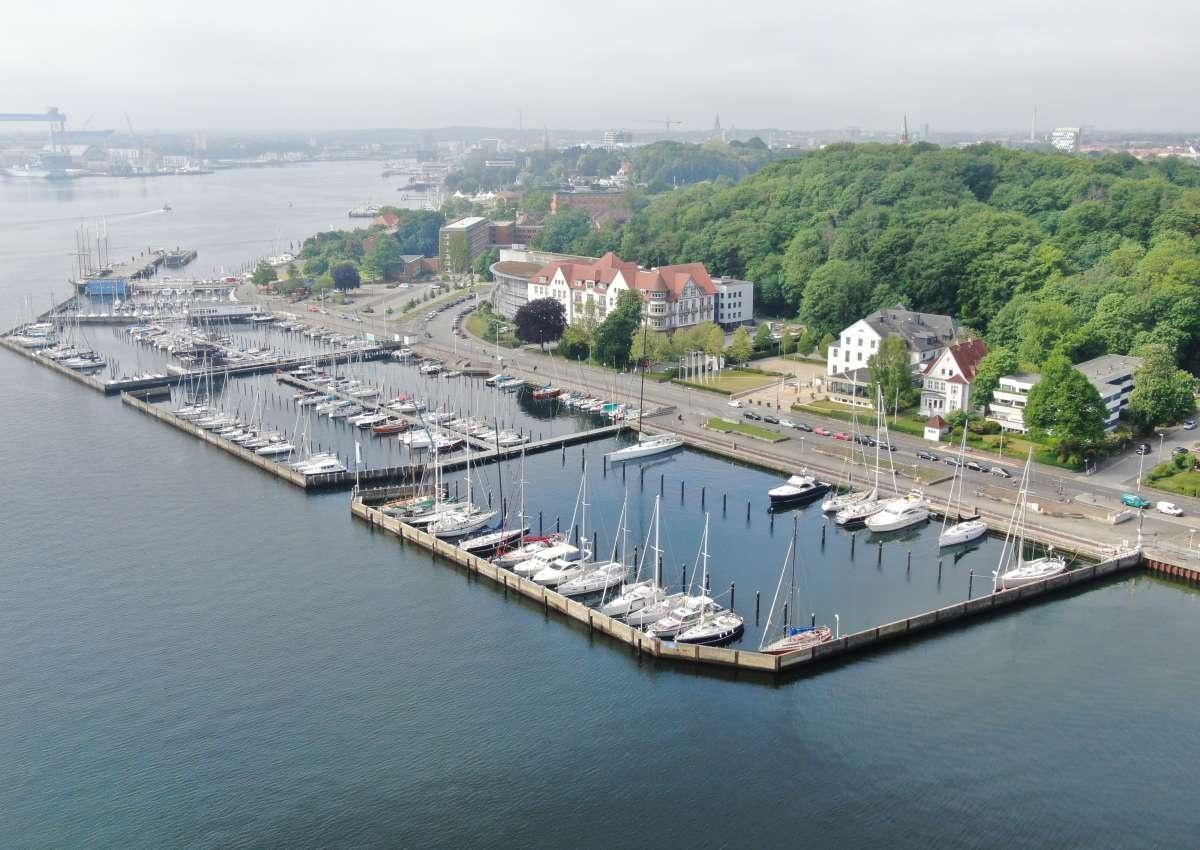 Düsternbrook - Marina near Kiel (Düsternbrook)