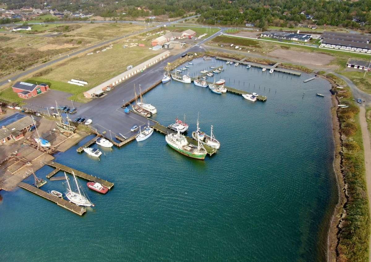 Agger Havn - Hafen bei Krik