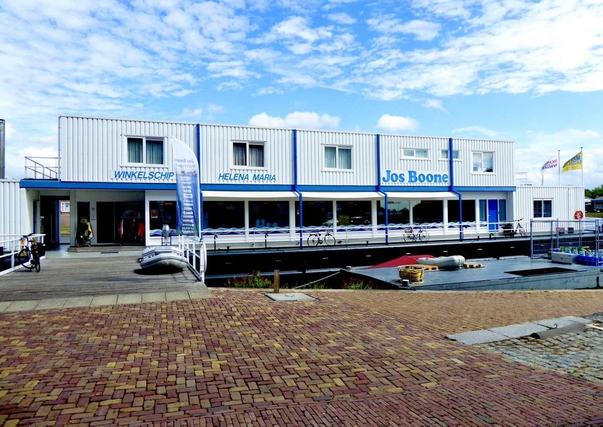 Jos Boone Watersport - Yachtausrüstung bei Middelburg