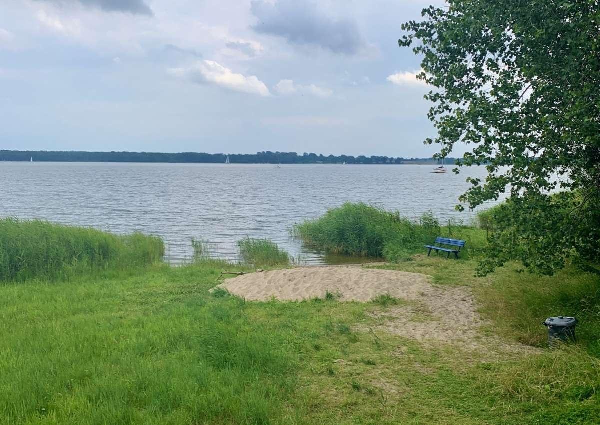Stauertwedt Brücke - Marina near Ulsnis