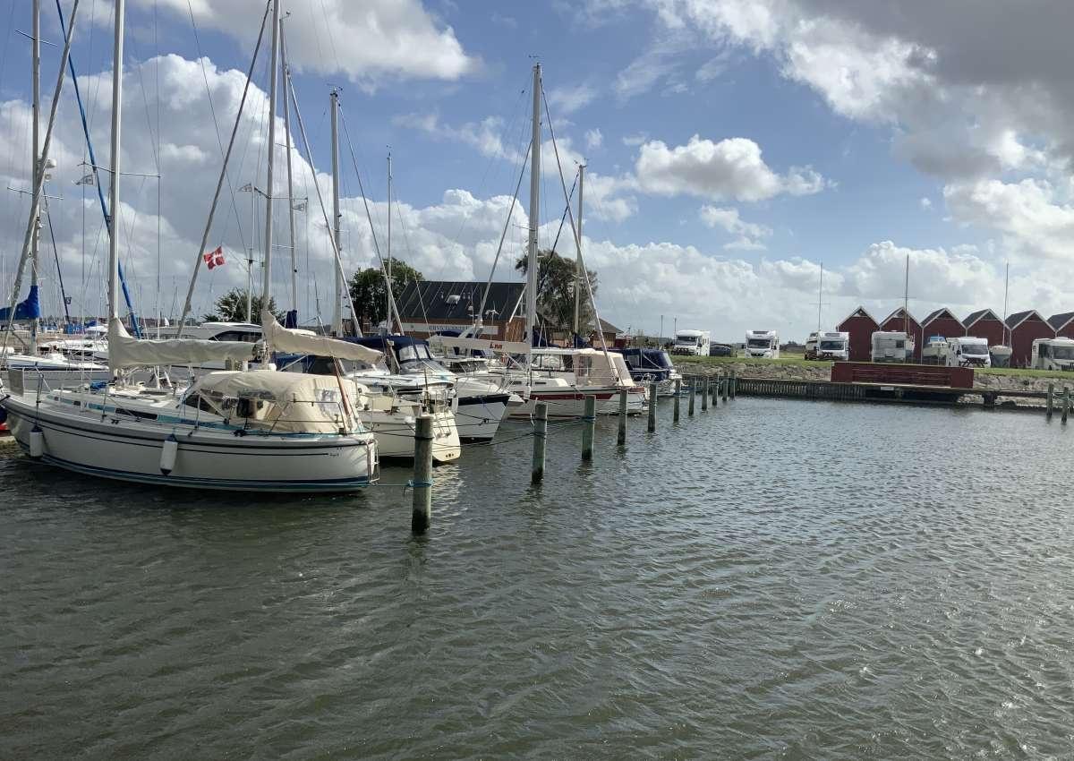 Hals - Hafen bei Hals