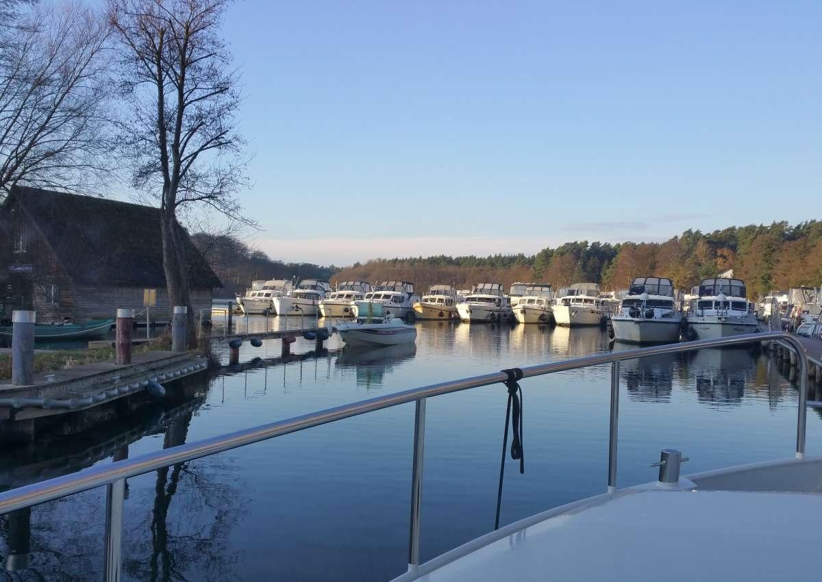 Marina Eldenburg - Marina near Waren (Müritz)