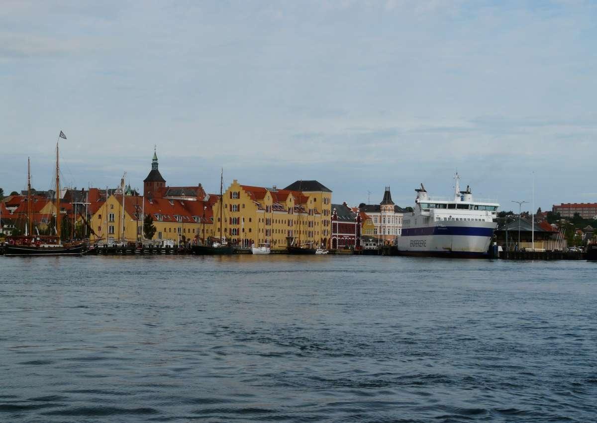 Svendborg Stadthafen - Marina près de Svendborg