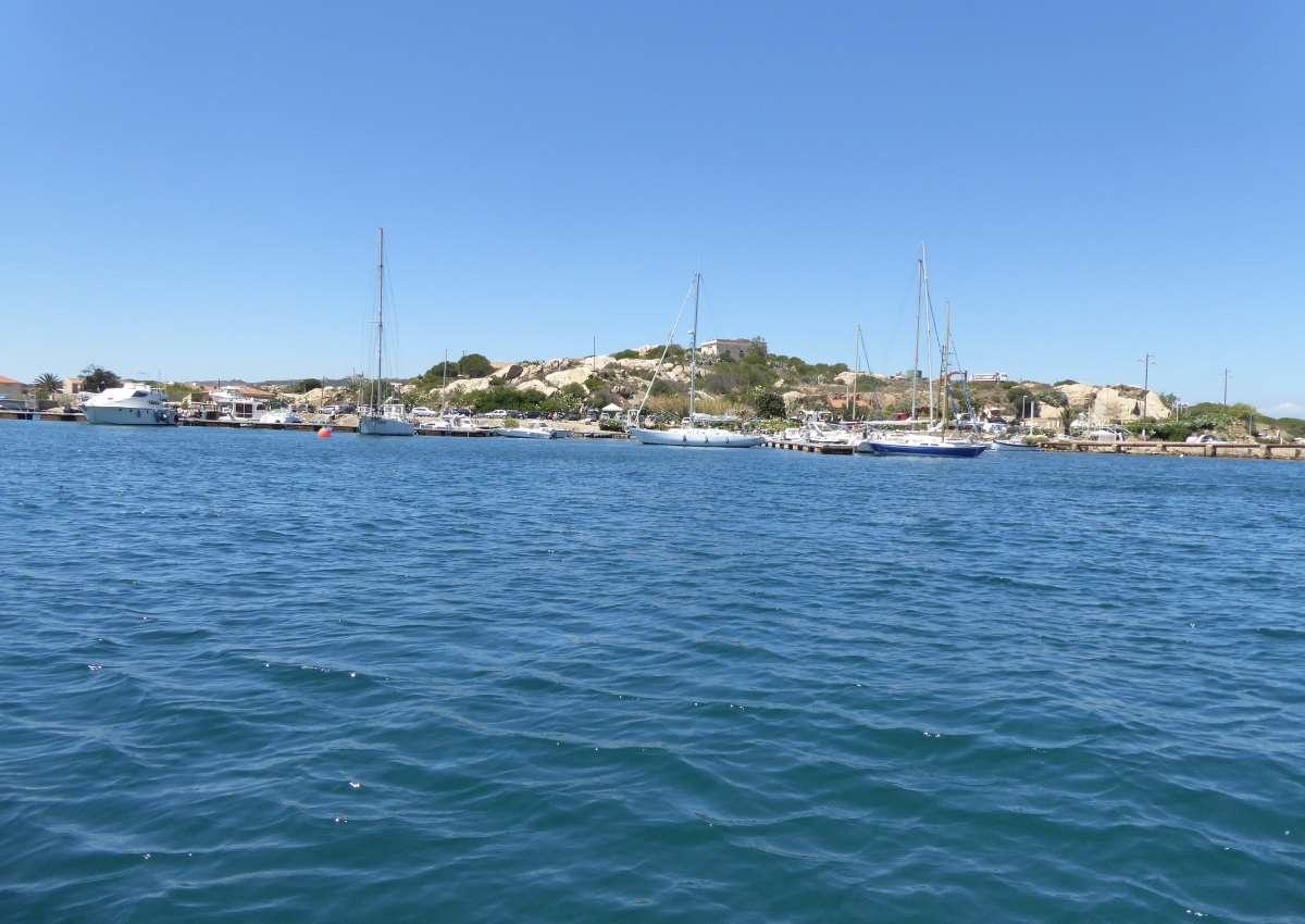 Marina Del Ponte - Hafen bei La Maddalena