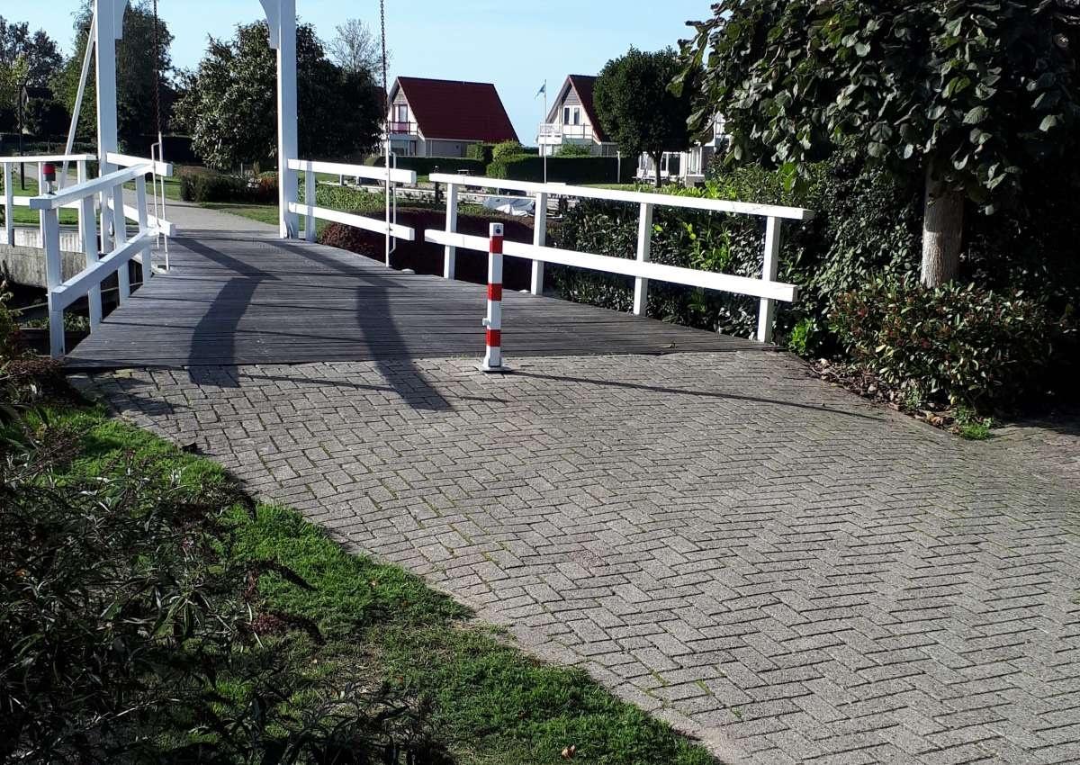 """Jachthaven & Camping """"de Molenwaard"""" - Hafen bei Zwartewaterland (Hasselt)"""
