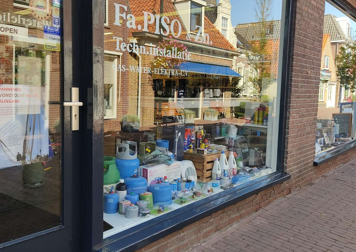 Installatiebedrijf PISO B.V. - Yachtausrüstung bei Súdwest-Fryslân