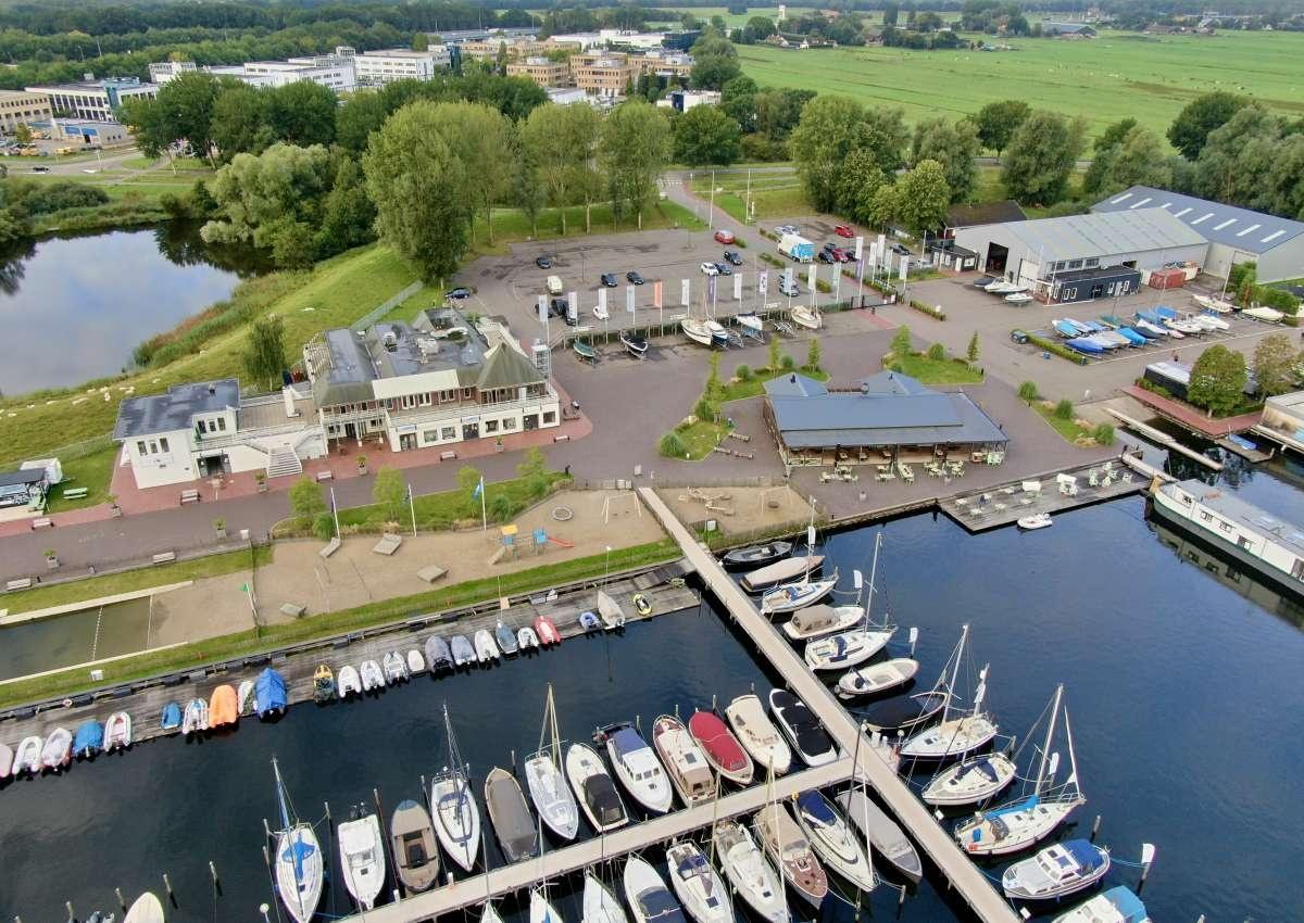 Jachthaven Naarden - Marina près de Gooise Meren (Naarden)