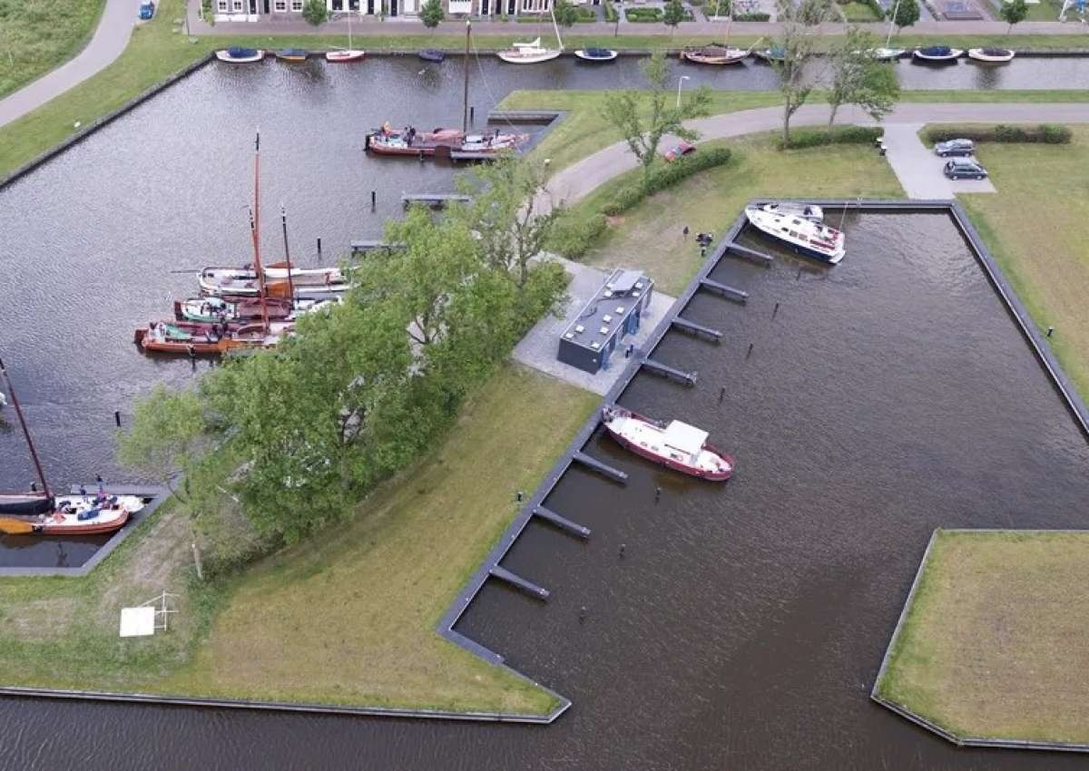 Passantenhaven Balk - Hafen bei Beam