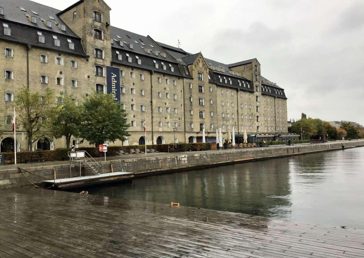 København Hotel Admiralen & Nyhavn - Hafen bei Copenhagen (Frederiksstaden)