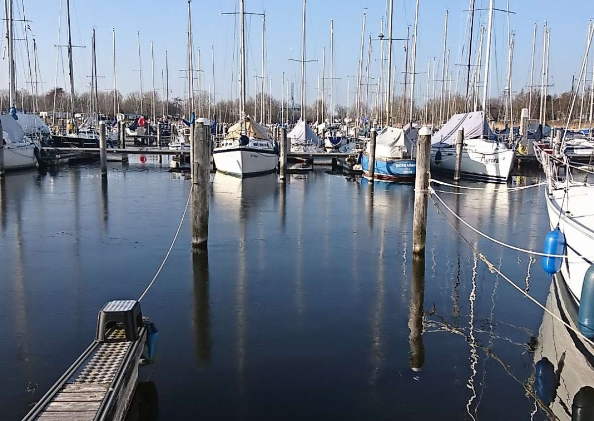 Jachthaven It Soal - Hafen bei Súdwest-Fryslân (Workum)