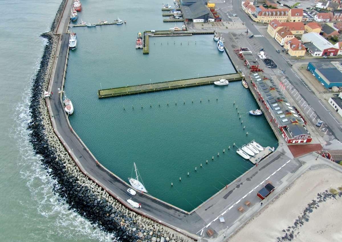 Thyborøn Havn - Hafen bei Thyborøn