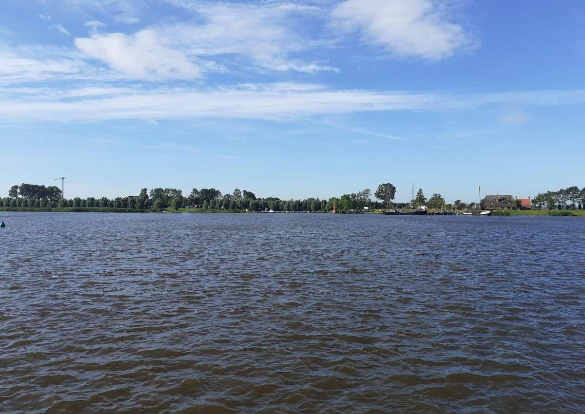 Camping Rousant - Hafen bei Het Hogeland (Zoutkamp)