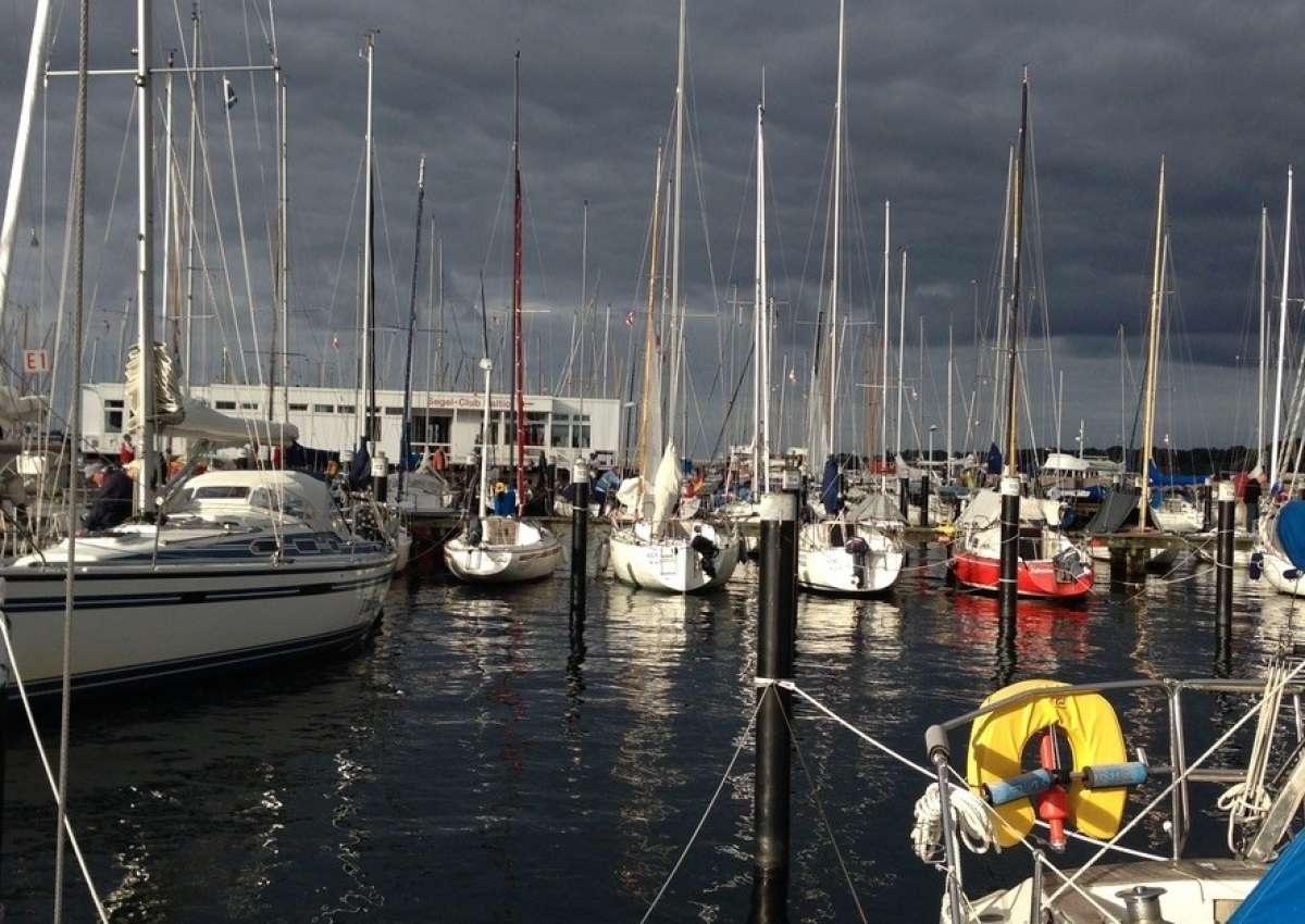 Düsternbrook - Marina près de Kiel (Düsternbrook)