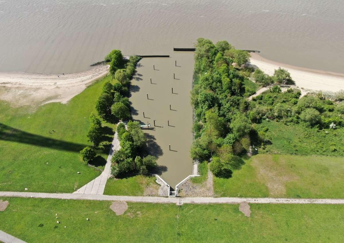 Hetlinger Schanze WSV - Hafen bei Hetlingen