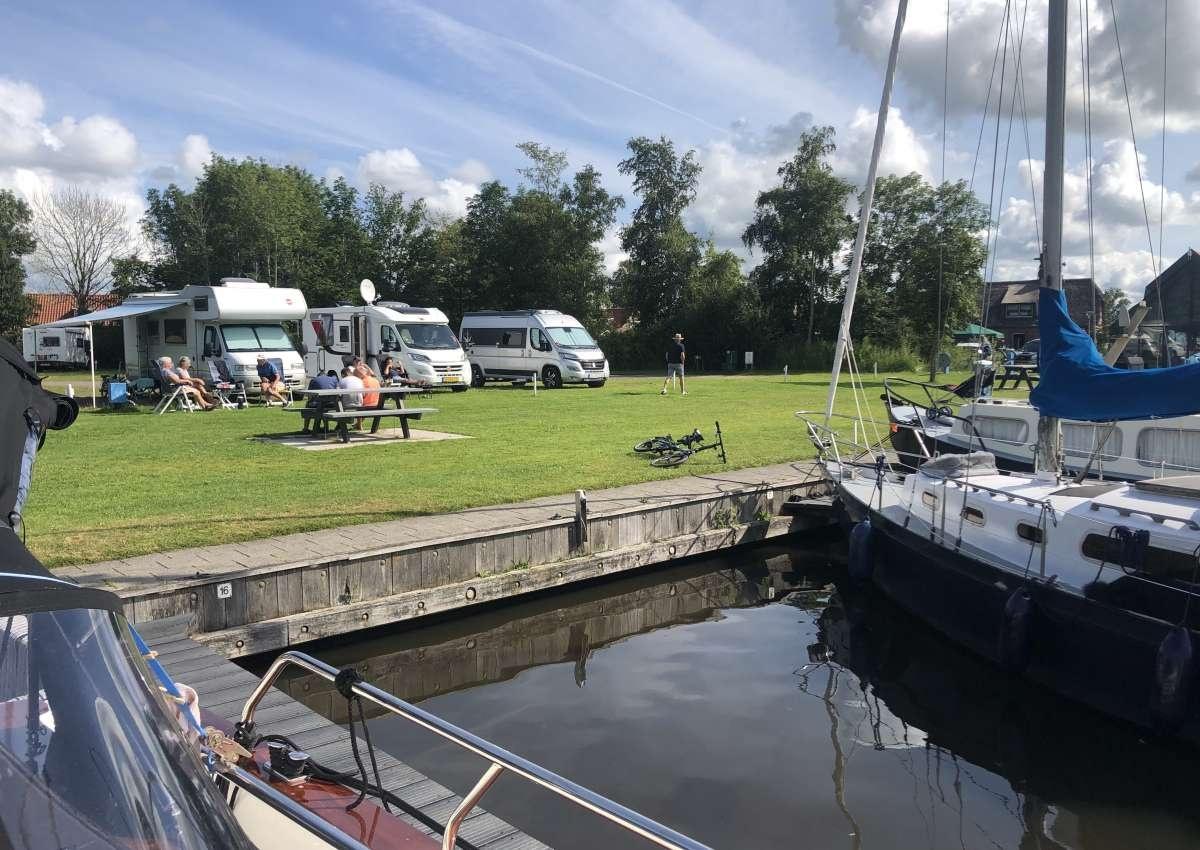 Passantenhaven Giethorn - Hafen bei Giethoorn