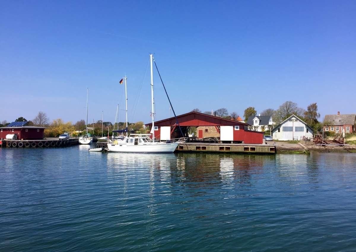 Fejø Dybvig - Marina près de Østerby