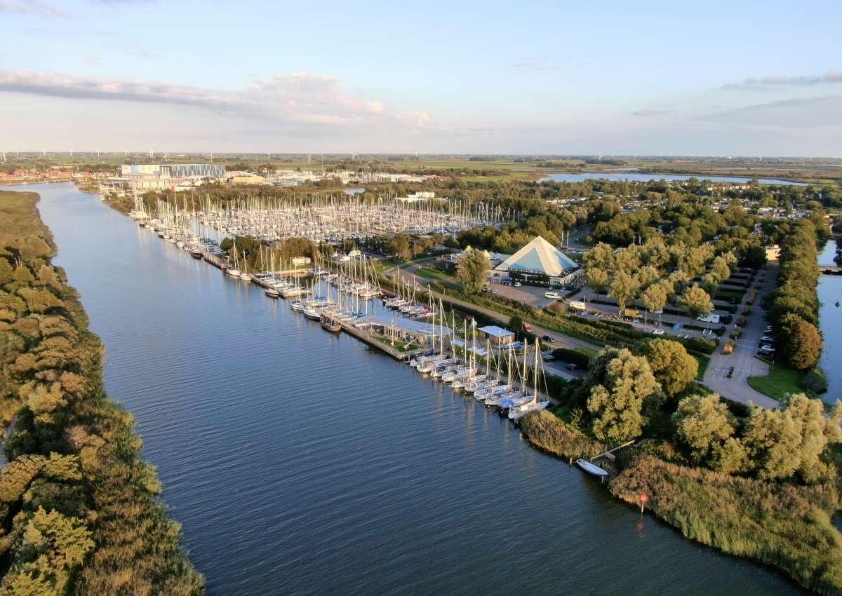 Prins van Oranje Makkum - Marina près de Súdwest-Fryslân (Makkum)