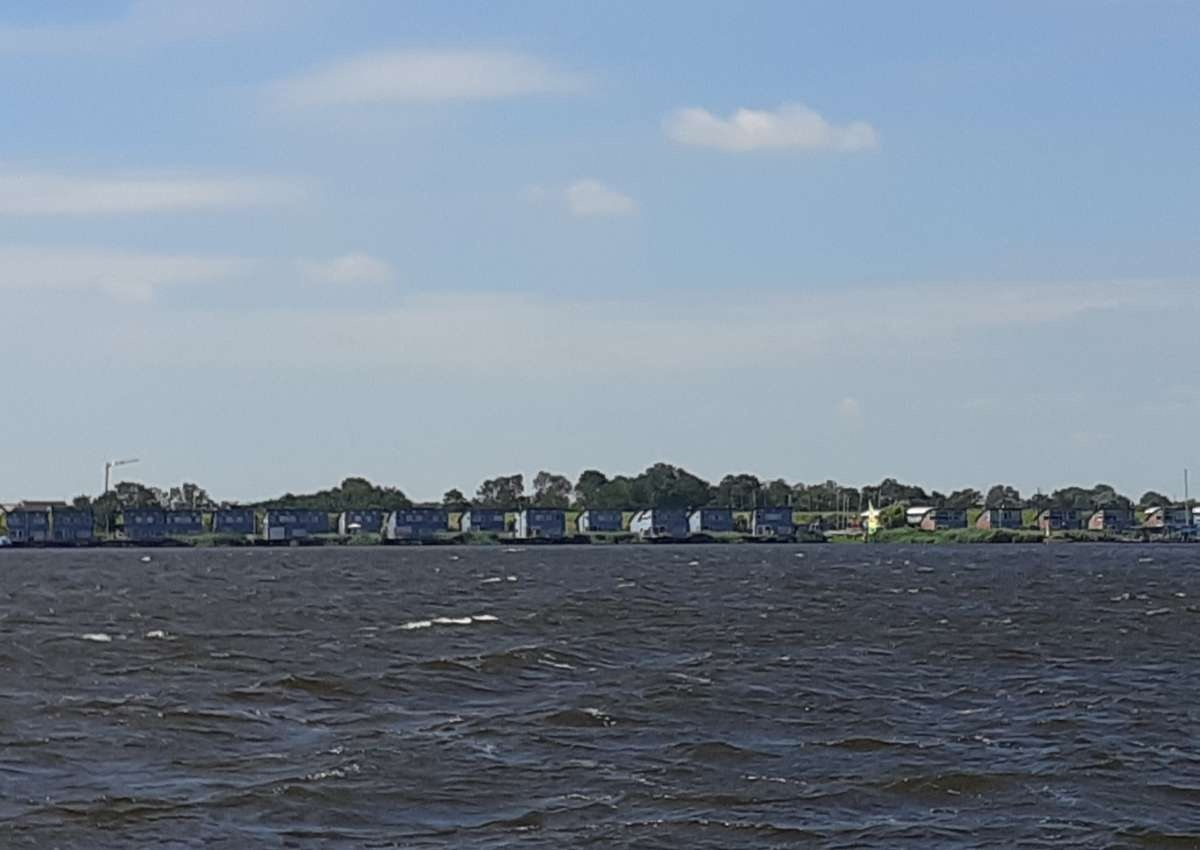 jachthaven lauwersmeer - Hafen bei Noardeast-Fryslân (Anjum)