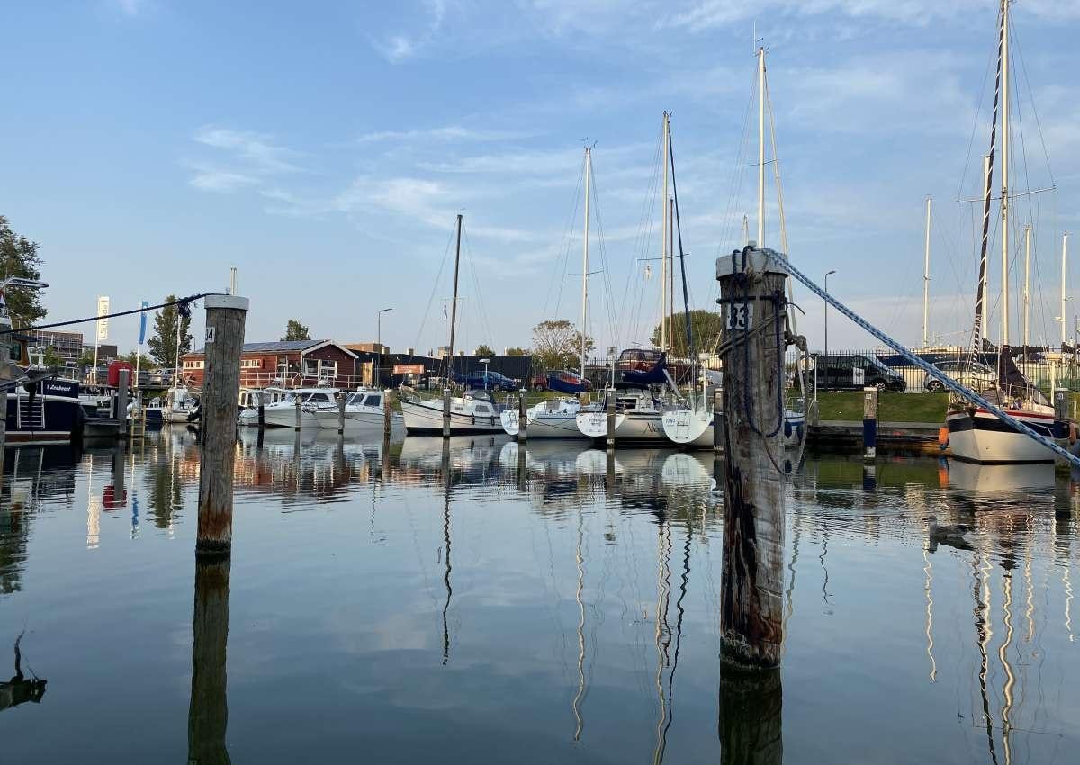 VVW Schelde - Hafen bei Vlissingen