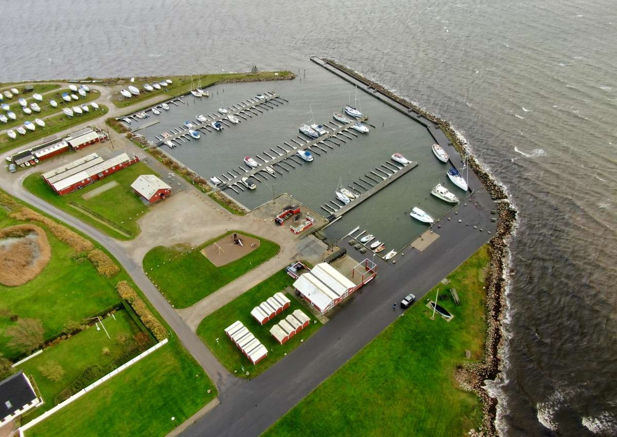 Gjøl Havn - Hafen bei Gjøl