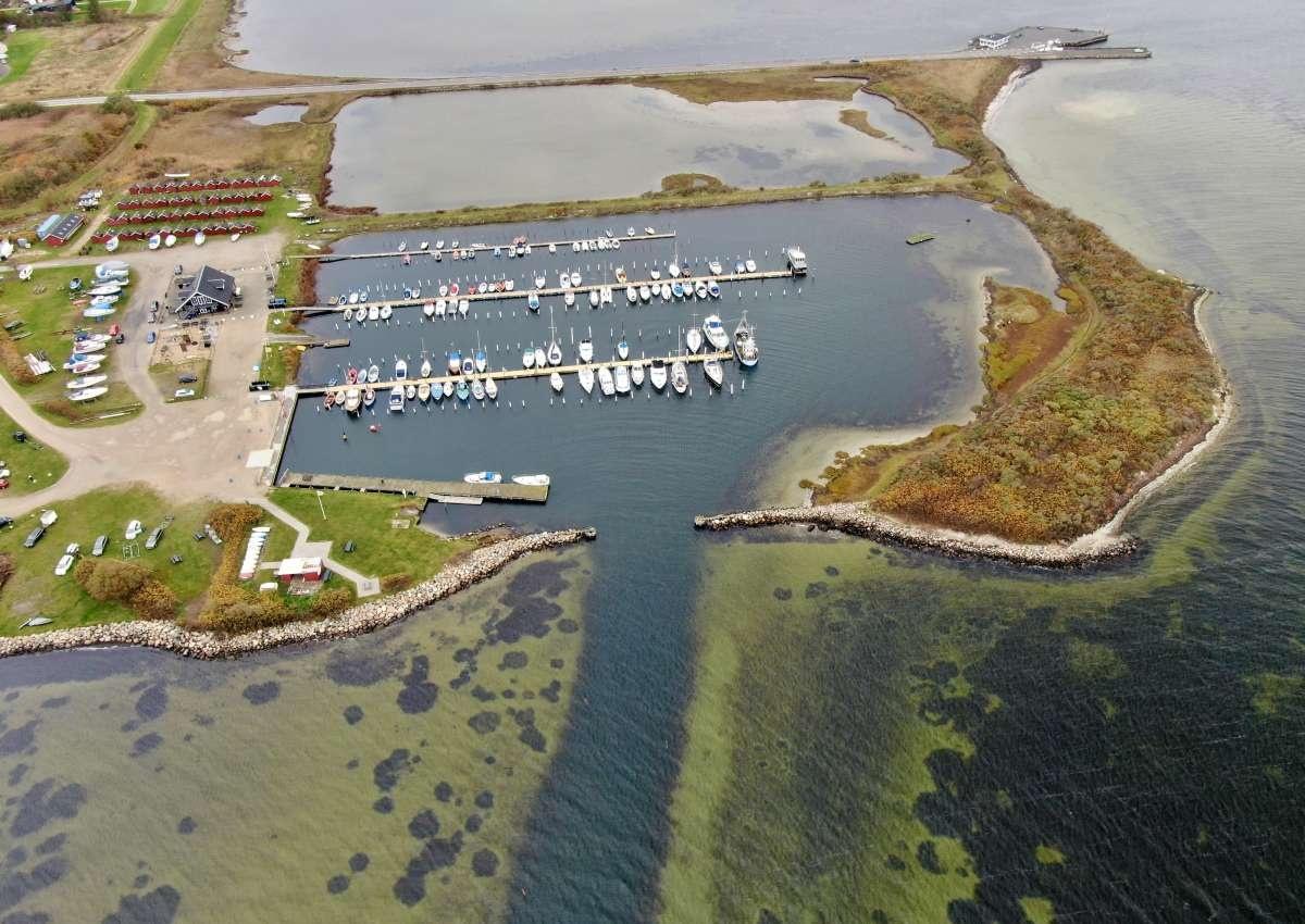 Egense Yachthafen - Hafen bei Aalborg