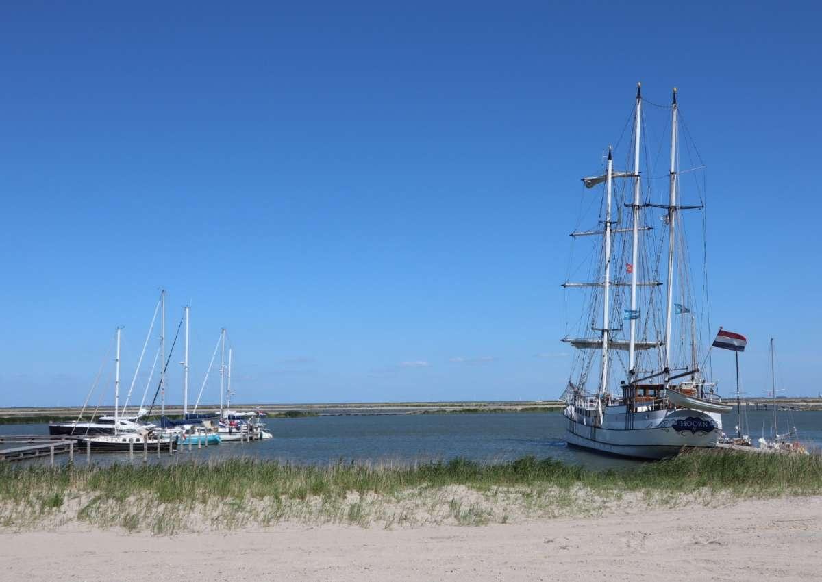 Markerwadden - Marina near Lelystad