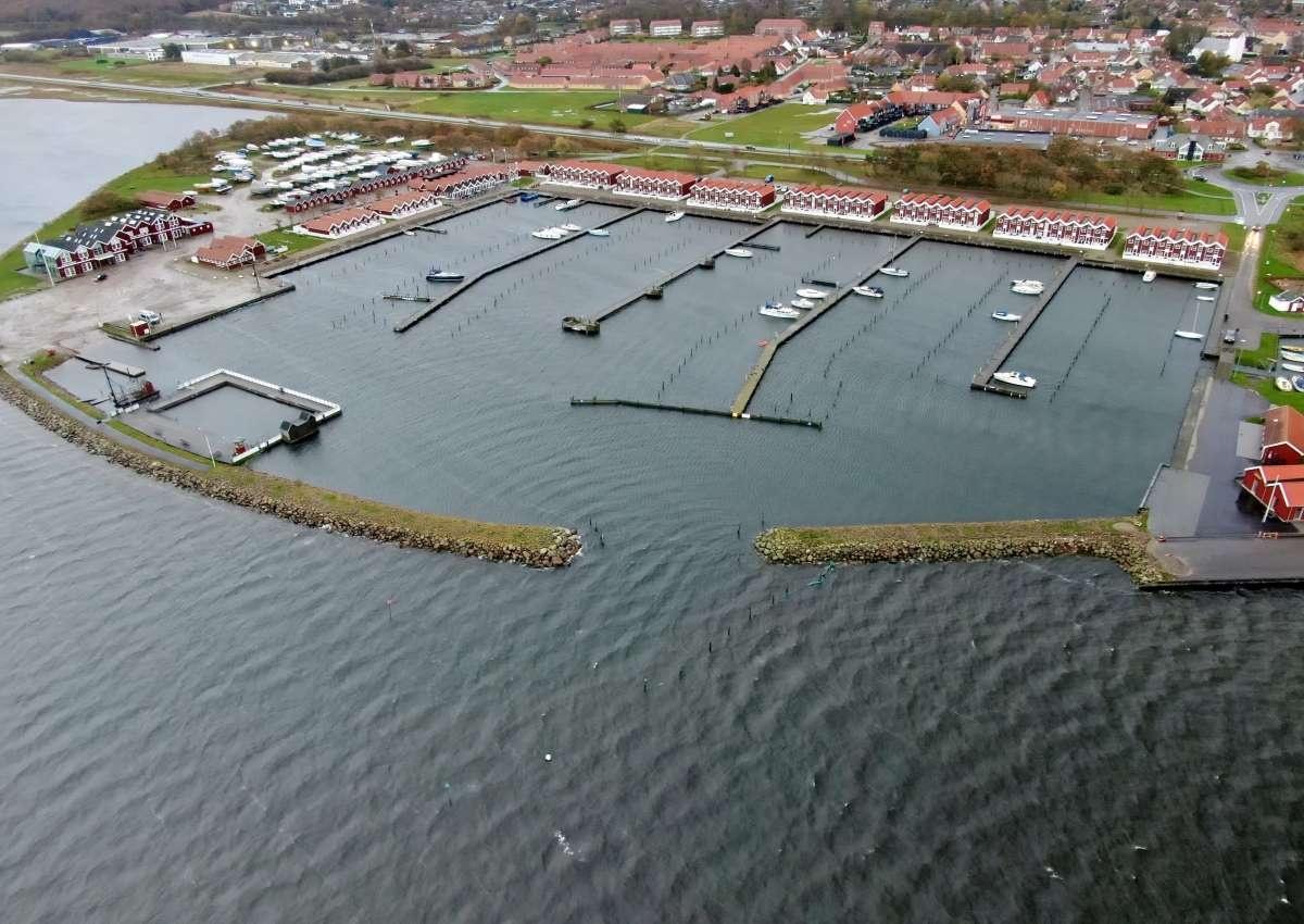 Nibe Havn - Hafen bei Nibe