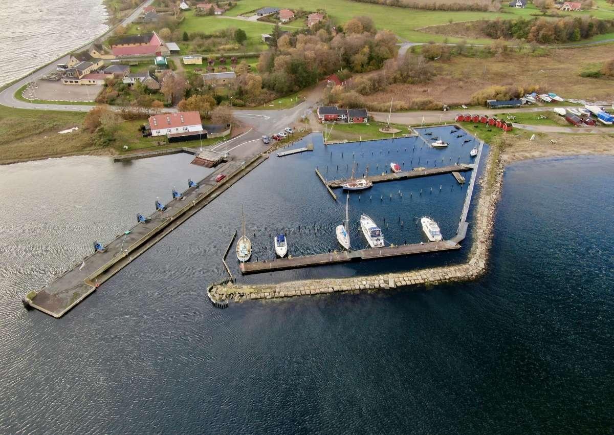 Sundsøre Havn - Hafen bei Sundsøre