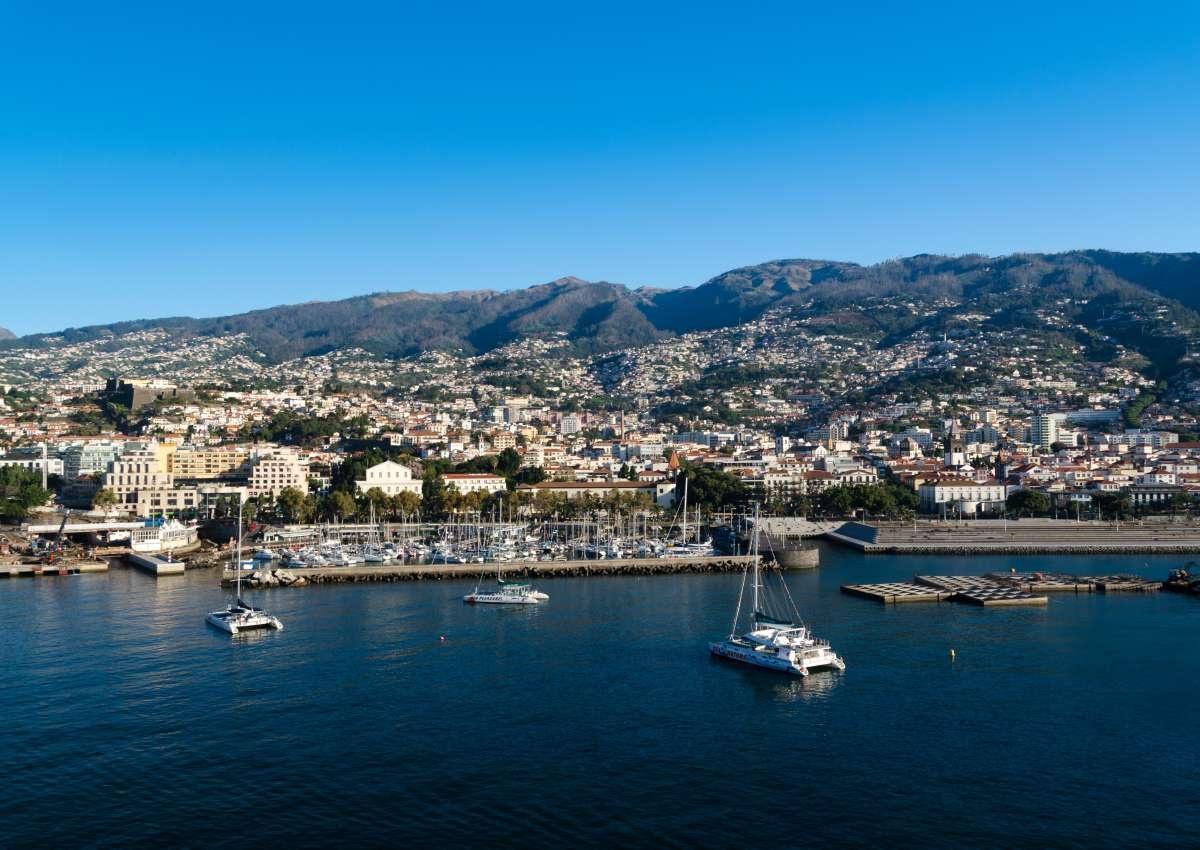 Marina do Funchal - Marina près de Funchal (Sé) (Sé)