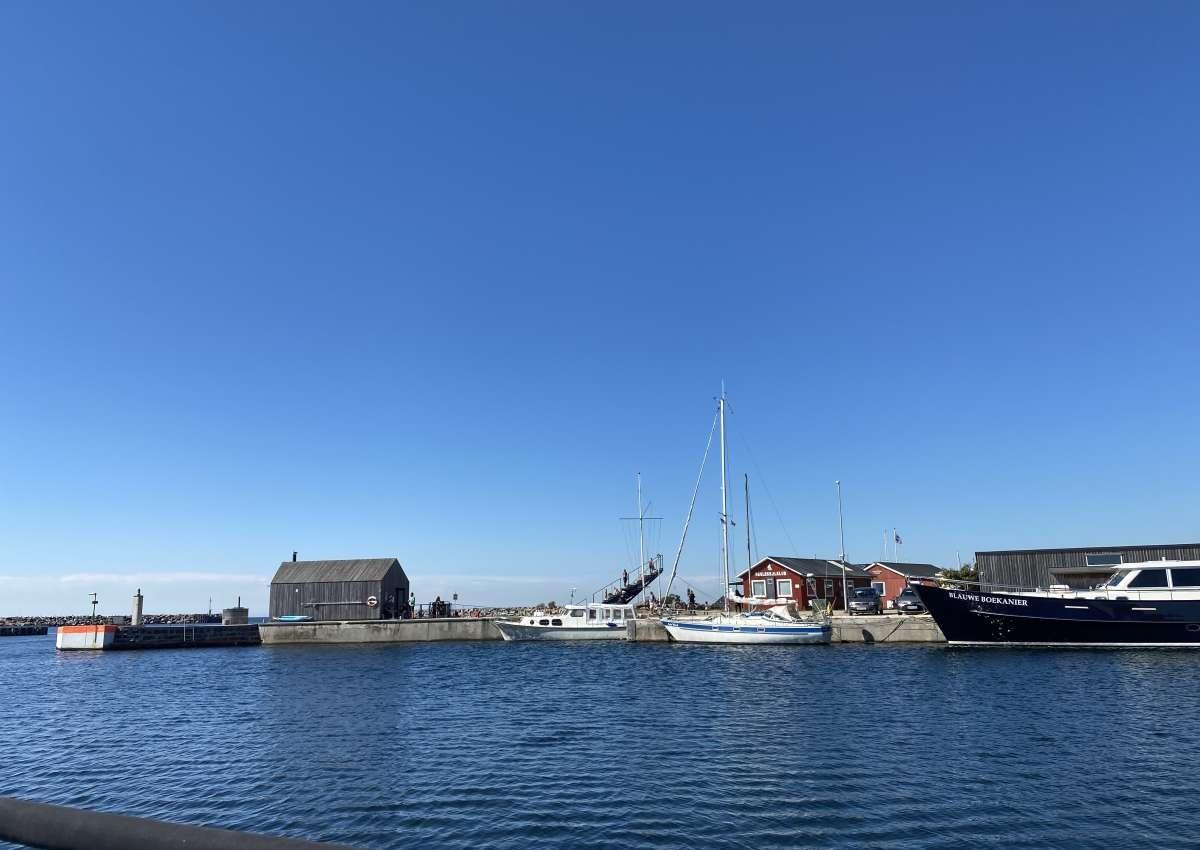 Hasle - Hafen bei Helligpeder