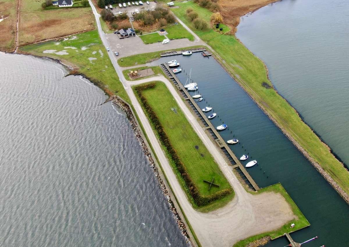 Haverslev Havn - Hafen bei Bonderup