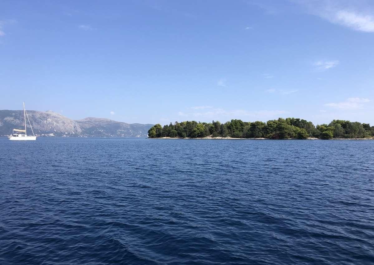 Gouvino - Anchor près de Alykes Potamou