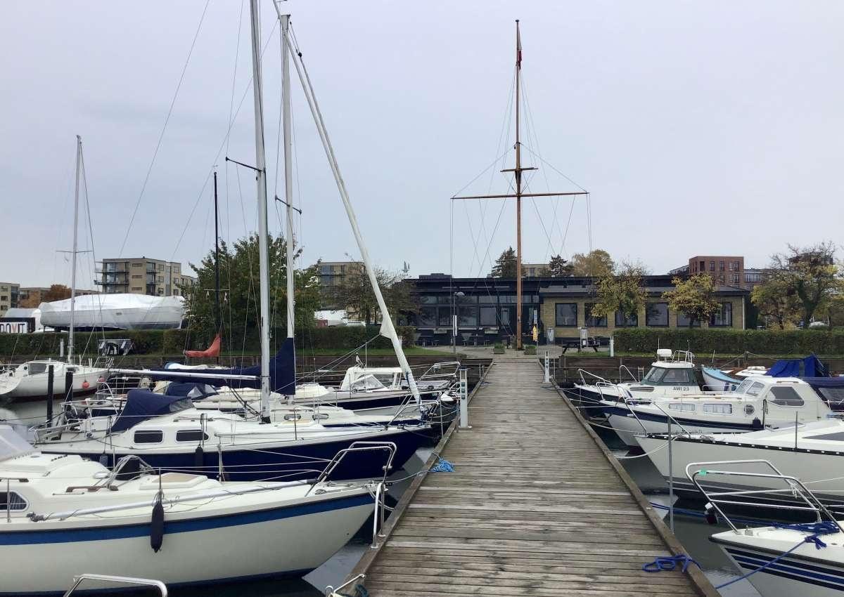 Sundby - Hafen bei Copenhagen (Christianshavn)