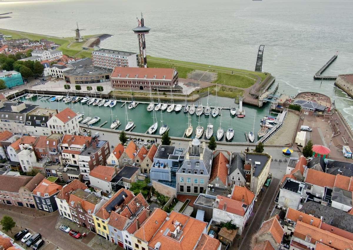 Michiel de Ruijter Haven - Hafen bei Vlissingen