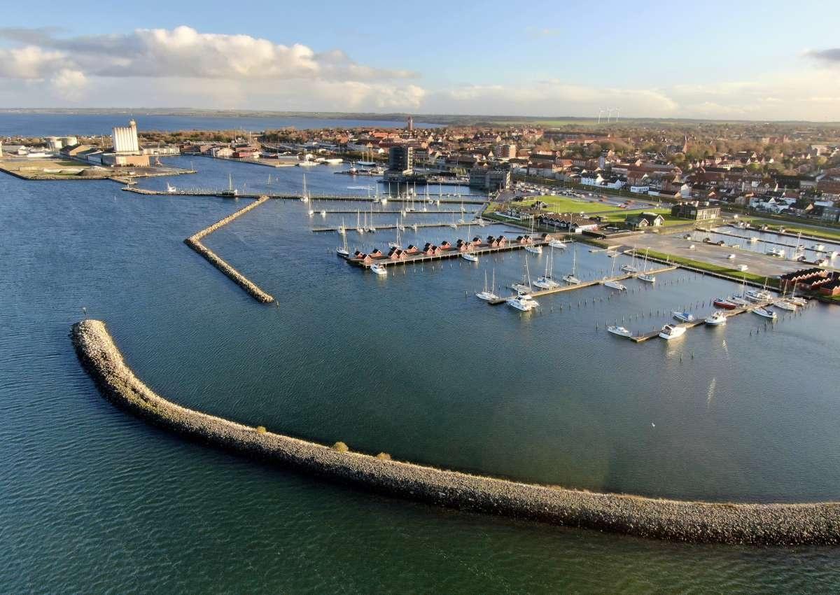 Holstebro - Struer - Hafen bei Struer